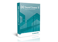 Программное обеспечение Sound Cleaner II (электронная лицензия)